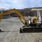 Yanmar B50 Mini-Excavator